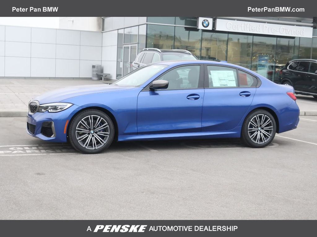 New 2021 BMW 3 Series M340i xDrive
