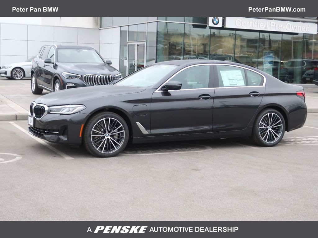 New 2021 BMW 5 Series 530e Plug-In Hybrid